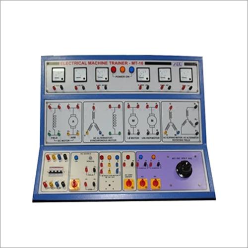 Electrical Ic Machine Trainer