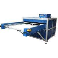 80x100cm Automatic Digital Heat Press Machine
