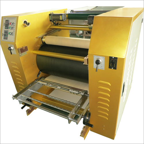 600mm Roller Width Lanyard Rotary Heat Press Machine