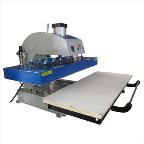 50x120cm Single Station Pneumatic Heat Press Machine