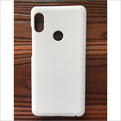 White Plastic Sublimation Blank Mobile Covers For Redmi Note 5 Pro