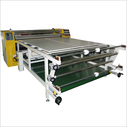 Roller Heat Transfer Printing Machine