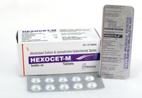 HEXOCET - M TABLETS