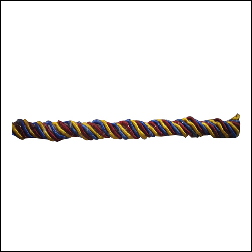 Zari Nylon Braided Rope