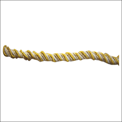 Designer Zari Braided Rope