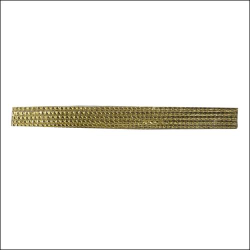 Golden Zari Lace