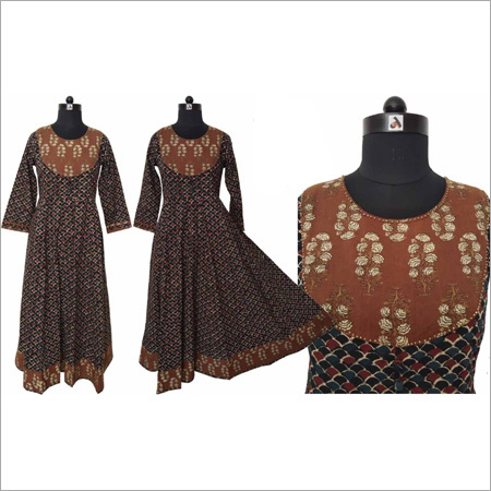 Ladies Long Anarkali Suit