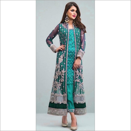 Ladies Designer Long Printing Kurti