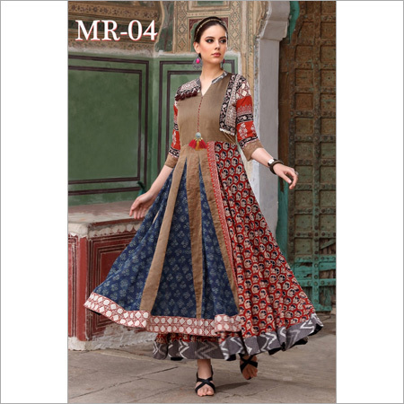Ladies Designer Frock Kurties