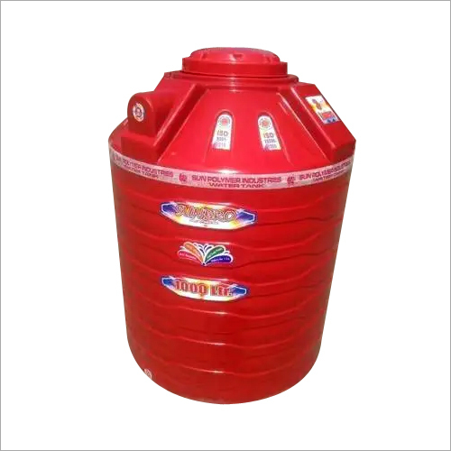 Blow Mould & Roto Mould Water Storage Tanks