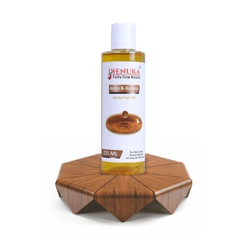 Amla And Kalonji Herbal Hair Oil