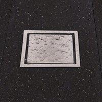 150MM Anti Square Floor Drain