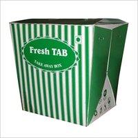 Food Take Away box.