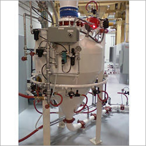 Dense Phase Pressure Conveying System