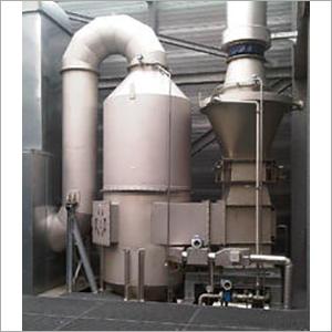 Venturi Gas Scrubber