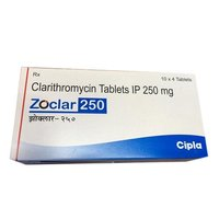 Clarithromycin Tablets