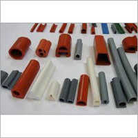 Rubber Moulded Extrusion Parts