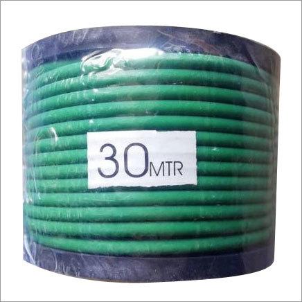 Green Round belt
