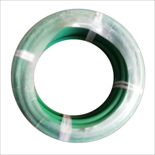 Pu Green Round Belts