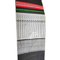Poly Rib Belts