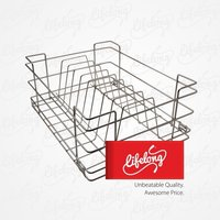 Stainless Steel Thali Basket