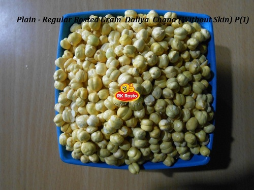Plain Roasted Chana