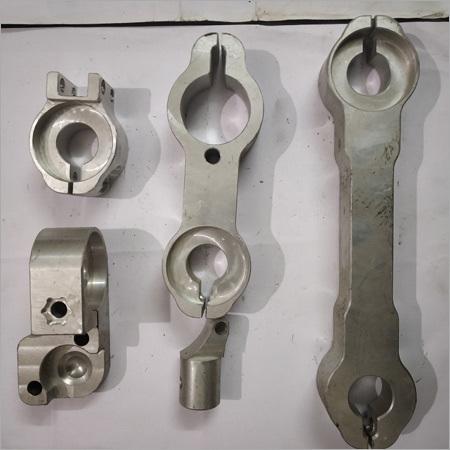 Aluminum Clamping Parts
