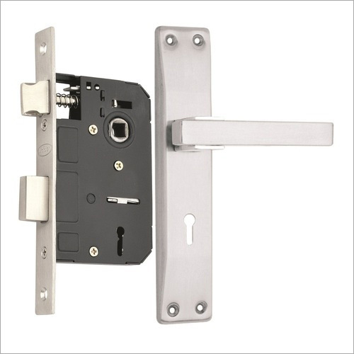 Stainless Steel Mortise Key Lock