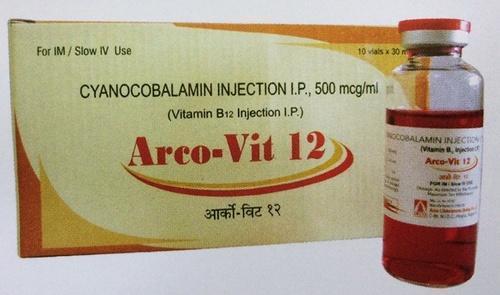 Cyanocobalamin Injection