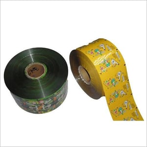 Printed Polyester Film Roll