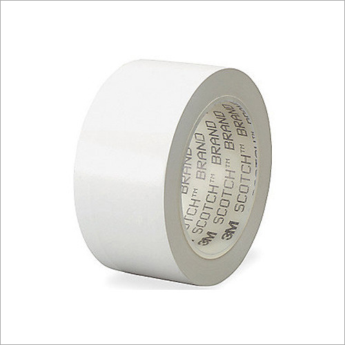 White Floor Marking Tape