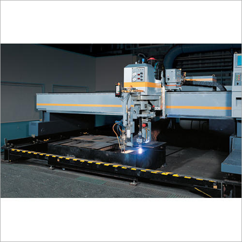Bevel Cutting Machine and Plasma System