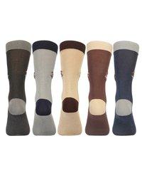 Men's Sole Cushioned Calf Socks
