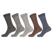 Omega Embosse Design Sparkling Calf Socks