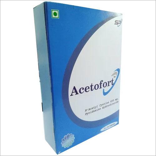 N-Acetyl Cystine