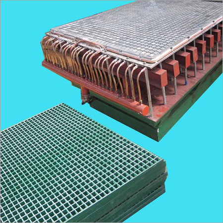 FRP Molded Grating Machine