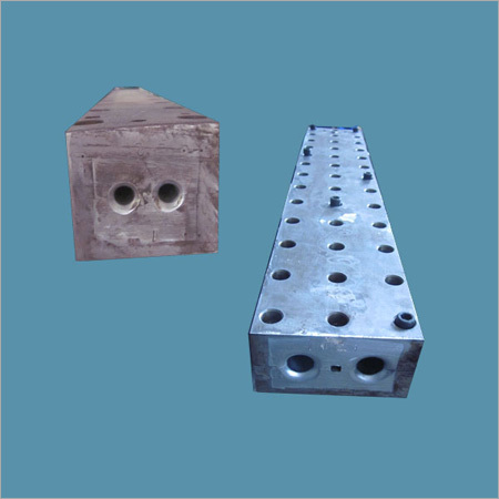 Two Cavity Mold