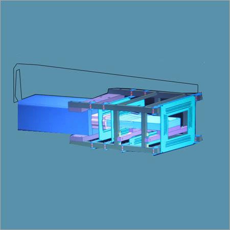 Pultrusion Mold 3D Design