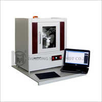 Mini DX-2700 diffractometer (XRD)