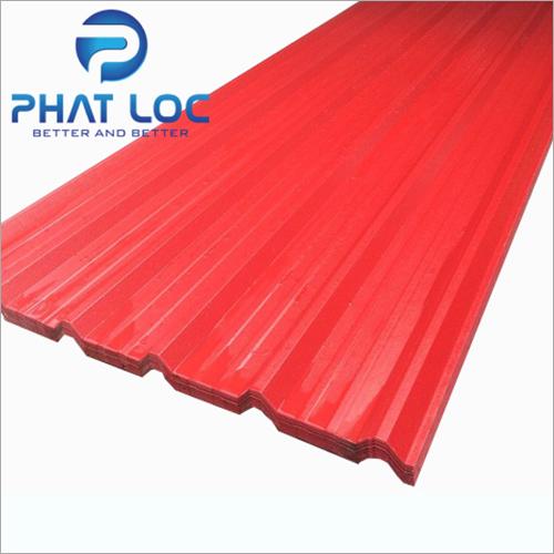 Eurolines Corrugated Plastic Roofing Sheet