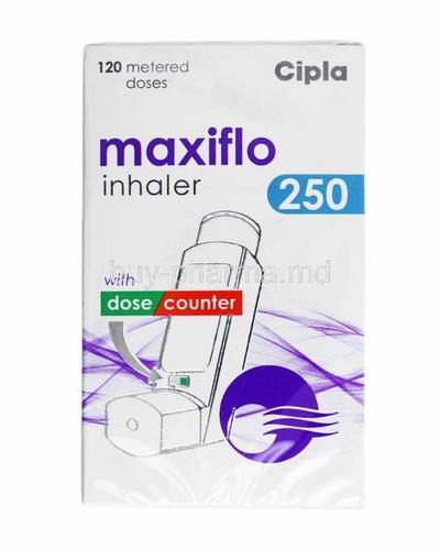 Maxiflo Inhaler