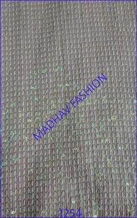 Multi Color All Over Sequin Fabric