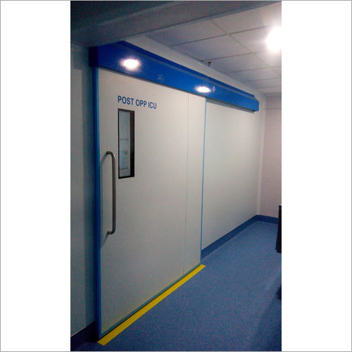 Semiautomatic Sliding door