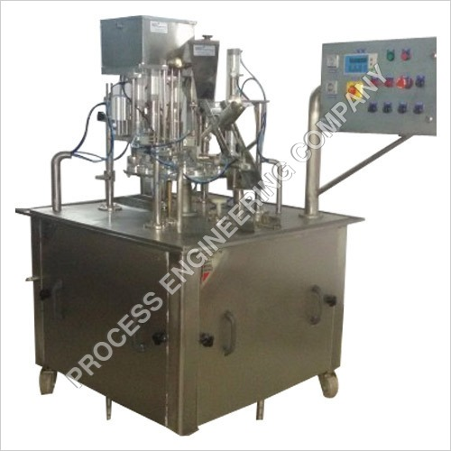 Ice Cream Filling Machine