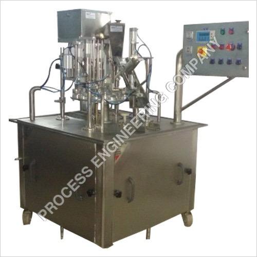 Ice Cream Filling Machine