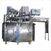 Triple Head Automatic Cup Filling Machine