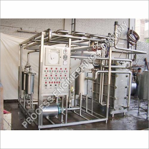Multi Duty Pasteurizer