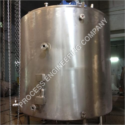Dimple Jacketed Vessel