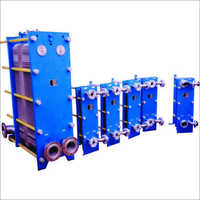Industrial plate heat exchangers