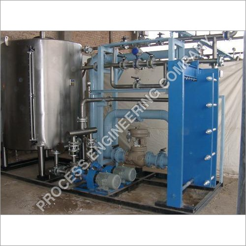 PHE Type Hot Water System
